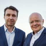 Achim Amann und Andreas Müller