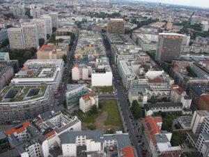 Luftaufnahme Berlin Kreuzberg