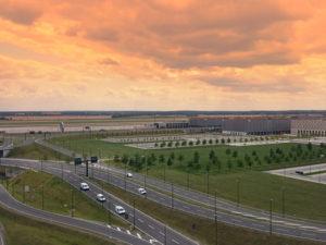 Flughafen Berlin-Tempelhof