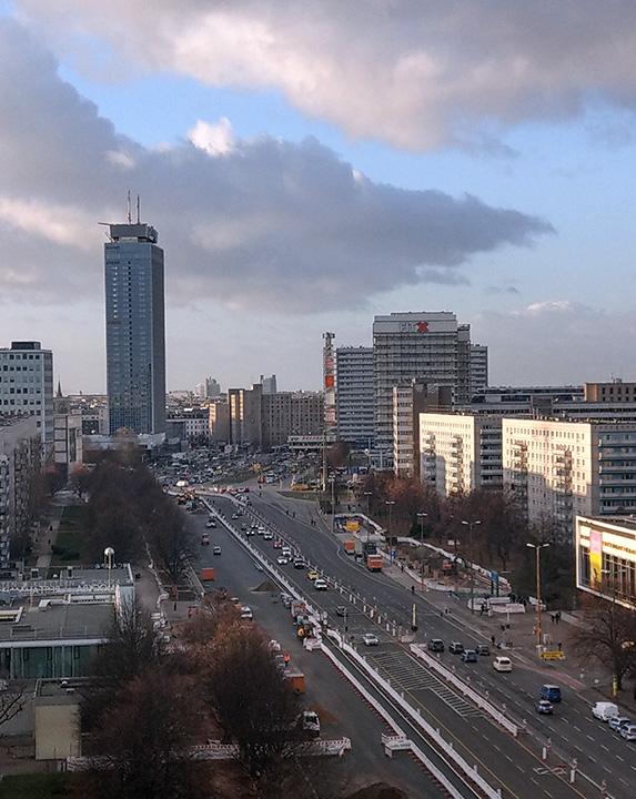 Karl-Marx-Allee in Berlin