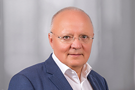 CEO Andreas Müller