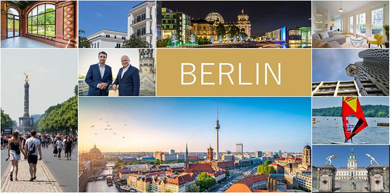 Black Label Immobilien startet seine neue Eventreihe 'Be Berlin' im mittleren Osten