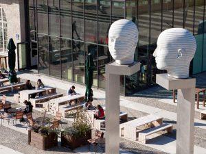 Berlin Adlershof Wissenschaftszentrum