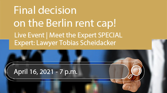 Decision on the Berlin rent cap made - everything you need to know now