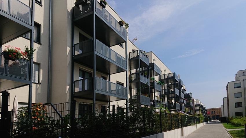 Finished new build Biesdorf