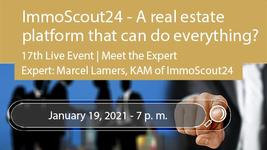 ImmoScout24 – A real estate platform that can do everything?