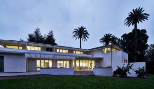 Thomas Mann House Los Angeles