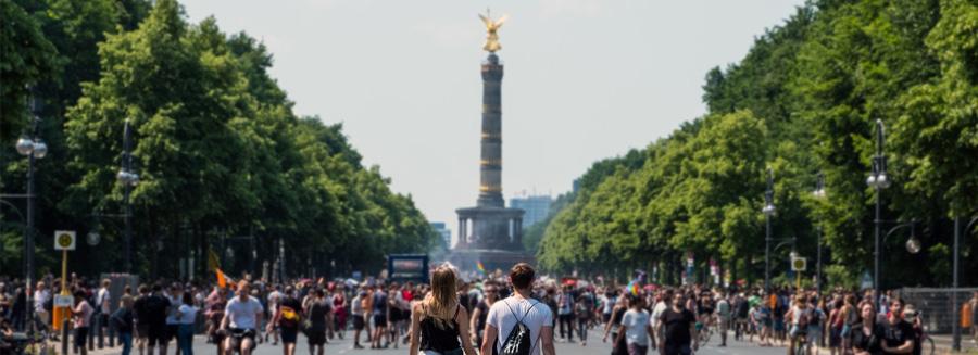 Metropole Berlin