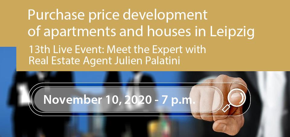 Julien Palatini about Purchase price development