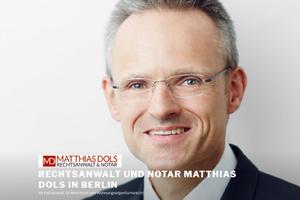 Rechtsanwalt Matthias Dols