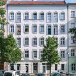 2017: Schreiner Straße, Berlin Friedrichshain