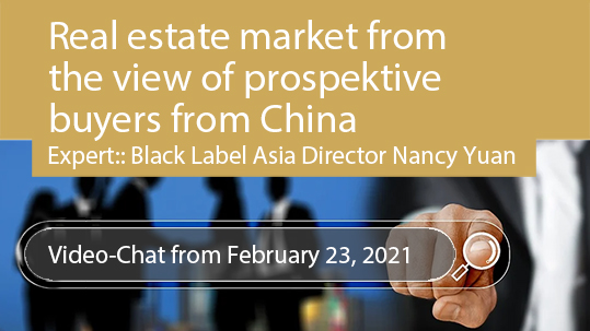 The Berlin real estate market from the perspective of prospective buyers from China