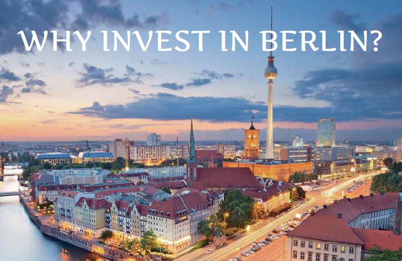 Why invest in Berlin?