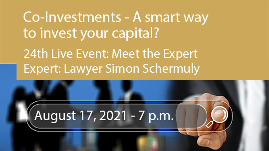 Co-Investments - A smart way to invest your capital?