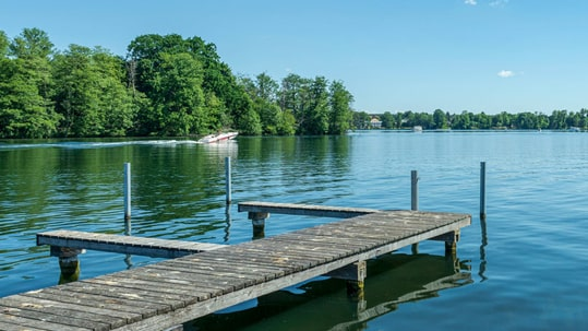 Condominiums in Grünheide - directly on Lake Werlsee