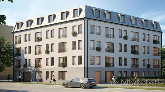 27 condominiums in the beautiful city of potsdam