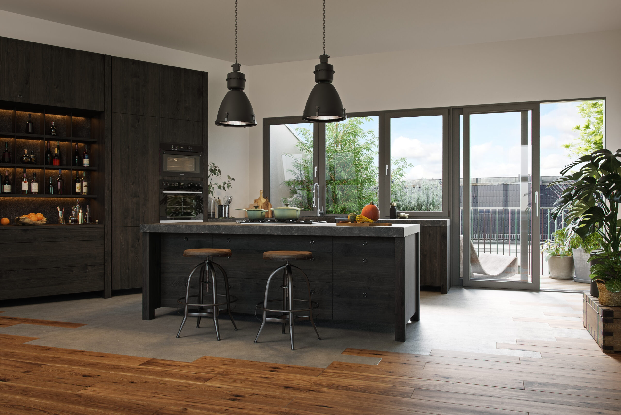 Penthouse apartment in Berlin | Black Label Immobilien