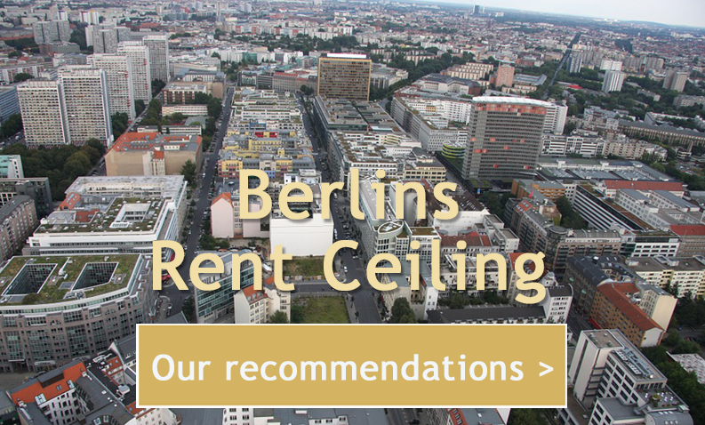 rent ceiling recommendations