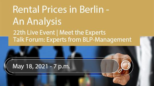 22th Live Event | Meet the Expert