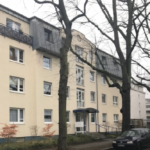 Vacant studio apartment in Berlin Pankow with parking space